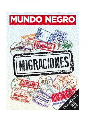 Mundo Negro 5. Mayo 2021. Migraciones