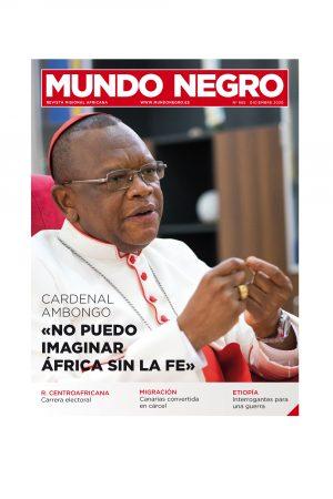 Índice Mundo Negro Diciembre 2020