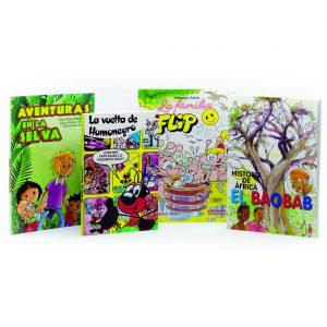 Comics pack