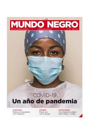 Mundo Negro. Abril 2021
