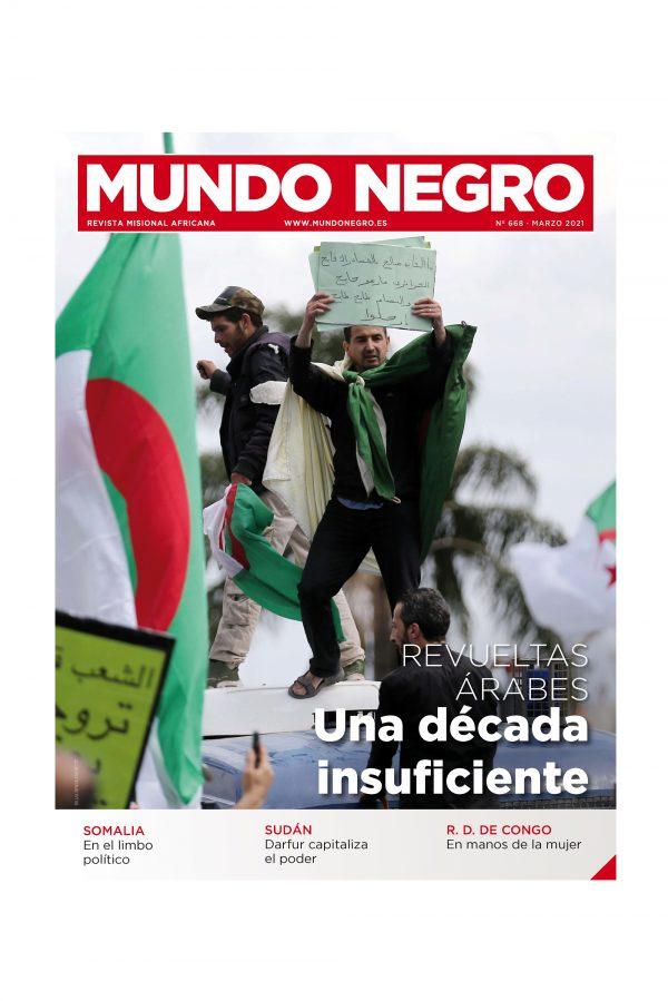 Mundo Negro. Marzo 2021