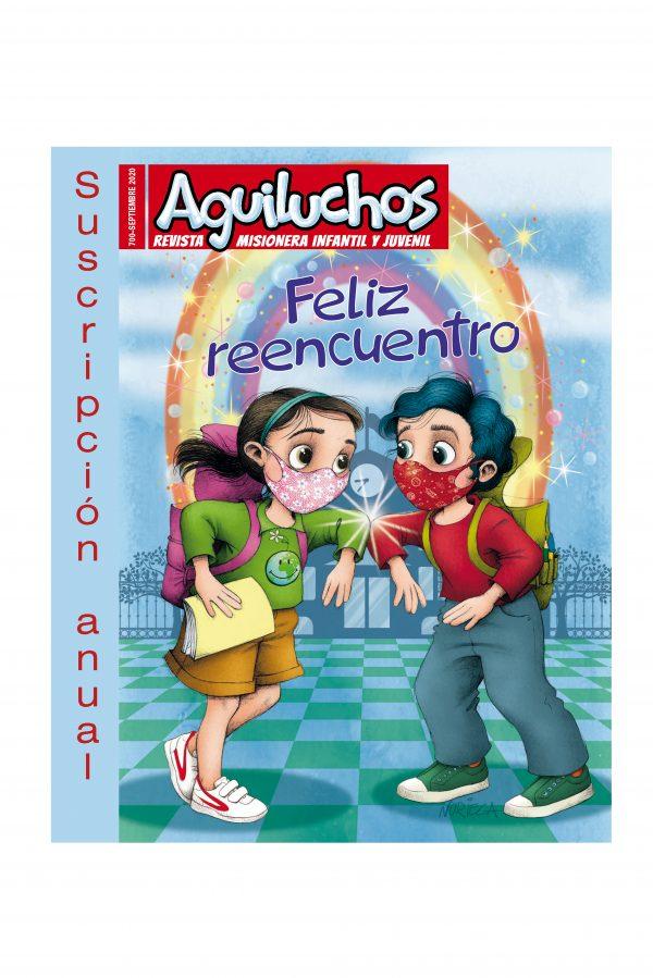Suscripción a Aguiluchos