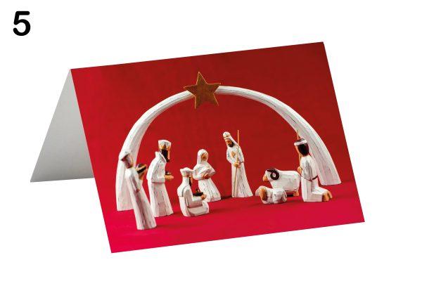 Tarjeta de Navidad 5