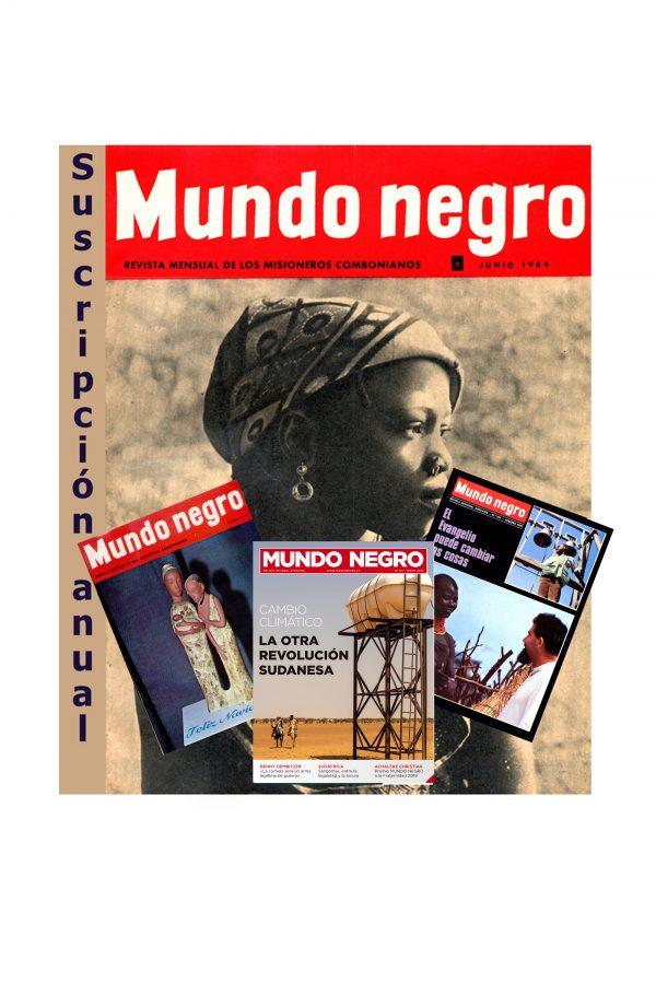 Mundo Negro Suscripción