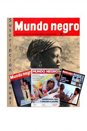 Portada web Mundo Negro Octubre 2019