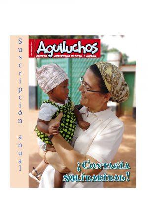 Suscripción anual Aguiluchos